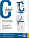 C-LEVEL INTERVIEWS