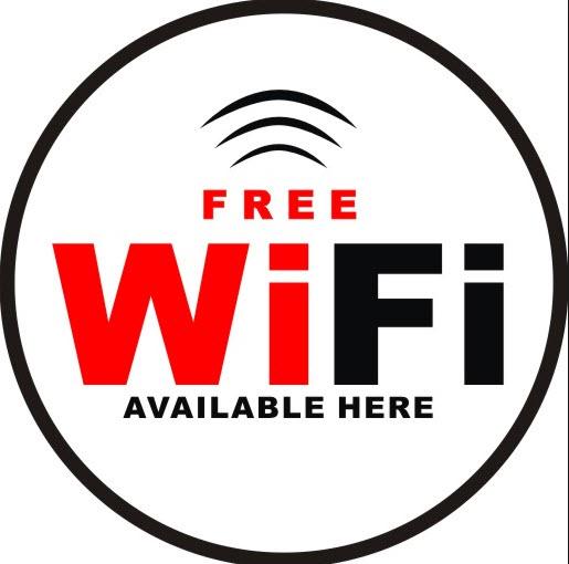 Free Wi-Fi 1