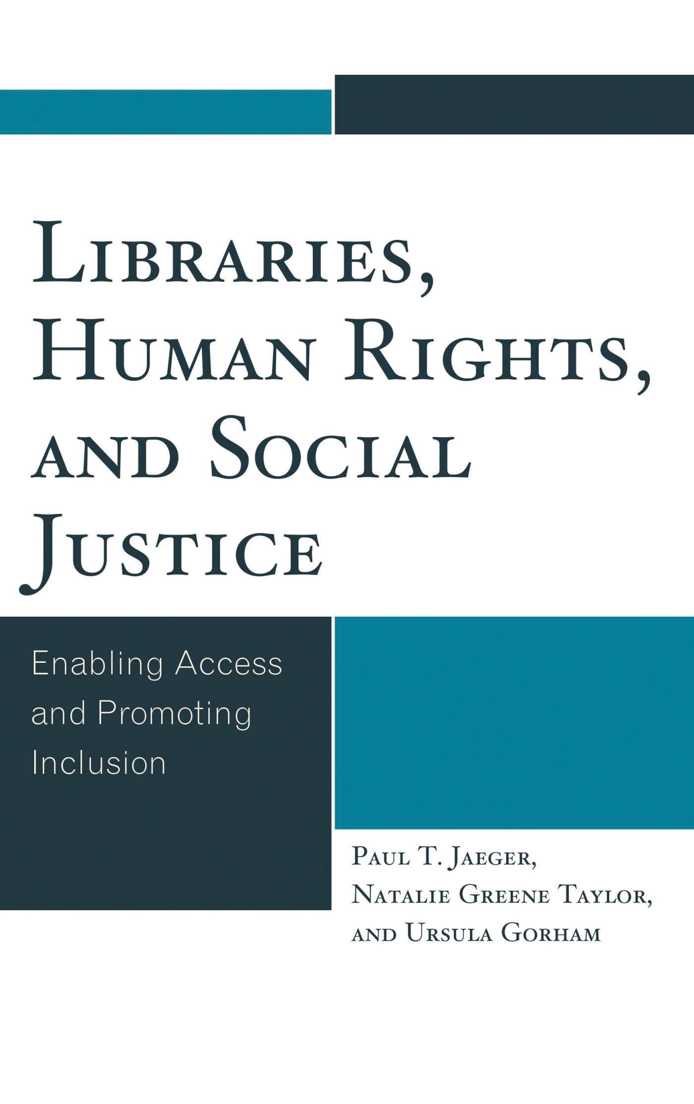 Libraries, Human Rights,