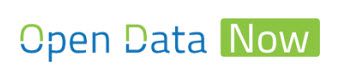 Open Data Now logo