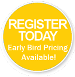 Register today and save with Early Bird pricing!