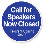 Call for Speakers is Closed!
