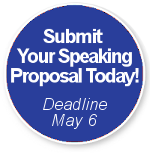 Call for Speakers is Open!