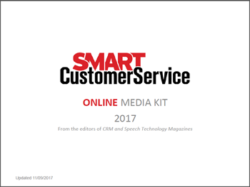 2017 SmartCustomerService Media Kit