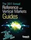 Speech Technology Annual Reference & Vertical Markets Guide