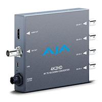 Aja Rolls Out 4 New Mini-Converters at IBC 2013