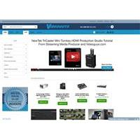 Videoguys Rolls Out New Customer-Friendly, Information-Rich Website
