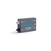 AJA Ships Updated Hi5-Fiber Mini-Converter With 3G-SDI High-Frame Rate Support