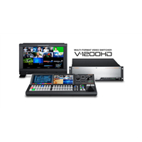 Streams of Bakersfield: Bridge Bible Church Upgrades Media Infrastructure with Roland V-1200HD