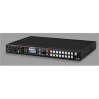 Roland Ships XS-62S Six-Channel Video Switcher and Audio Mixer