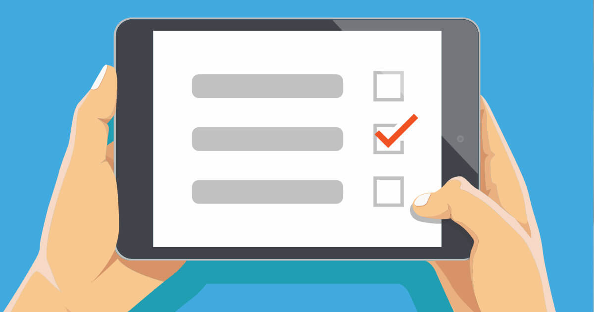 Most Consumers Don't Finish Online Forms