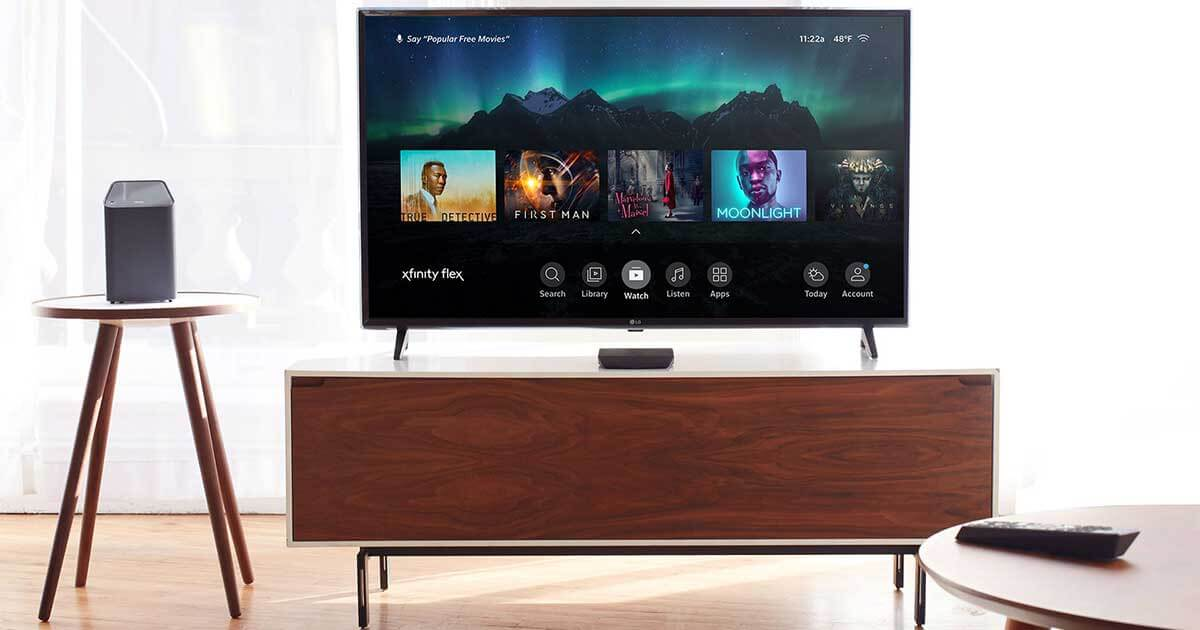 Comcast unveils Infinity Flex streaming TV platform for internet-only subscribers
