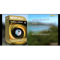 Next-Gen Mercalli V5 Suite for EDIUS Saves Critical Production Time