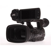 JVC GY-HM600 ProHD Handheld Cam Now Shipping