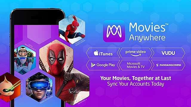 Movies Anywhere Partners