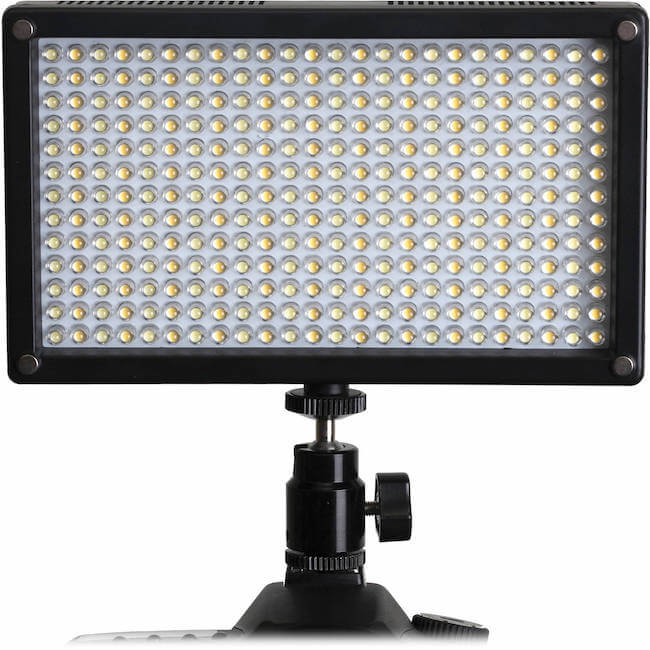Genaray 312 LED panel light