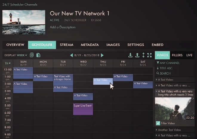 lightcast scheduler