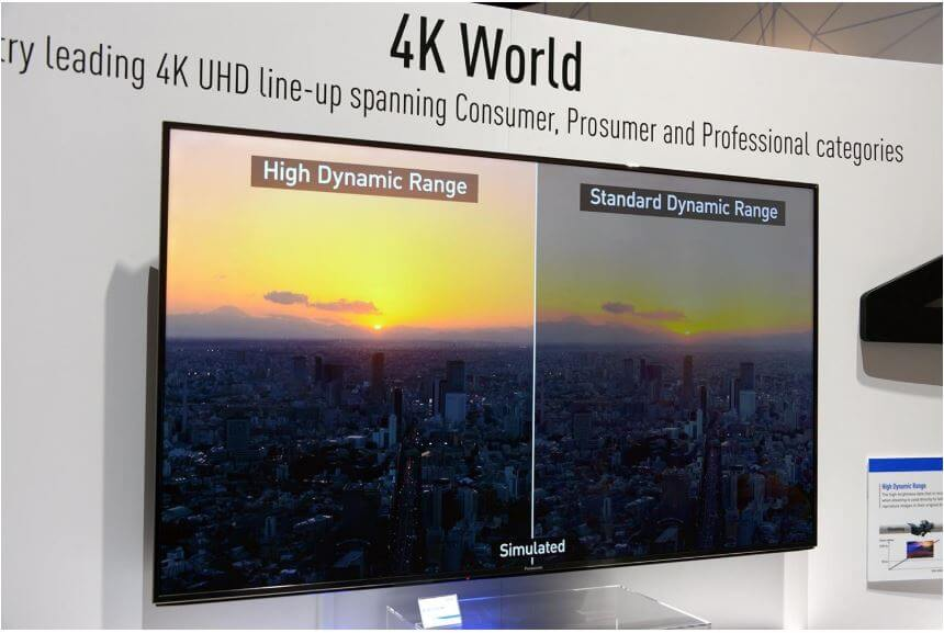 HDR is Here