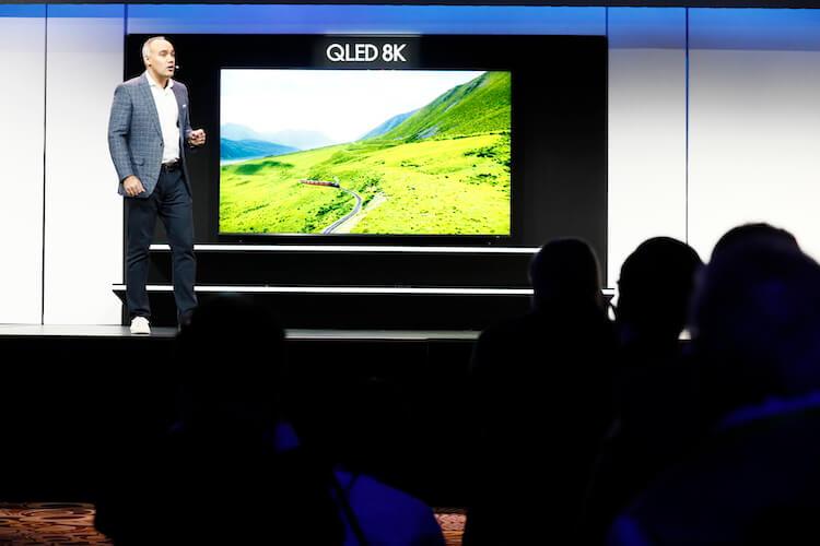 Samsung 8K OLED