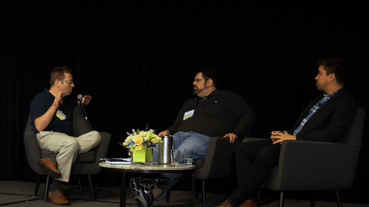 Dom Robinson, Eric Klein, Flavio Ribeiro