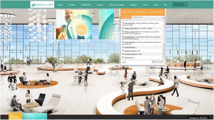 INXPO Virtual Event