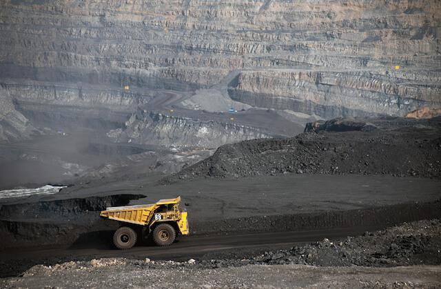 Greening of Streaming Coal Mine