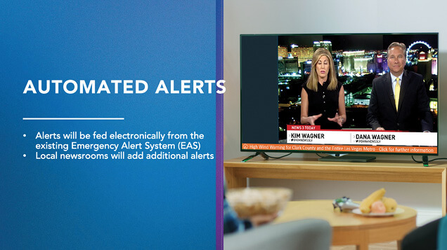 ATSC 3.0 Emergency Alerts
