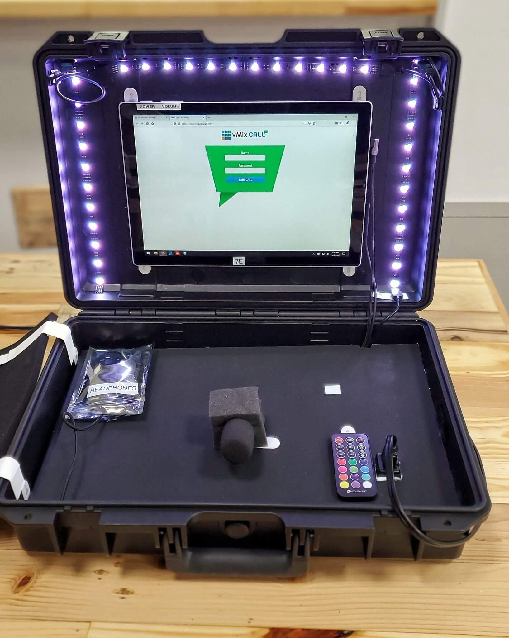 Briefcase kit