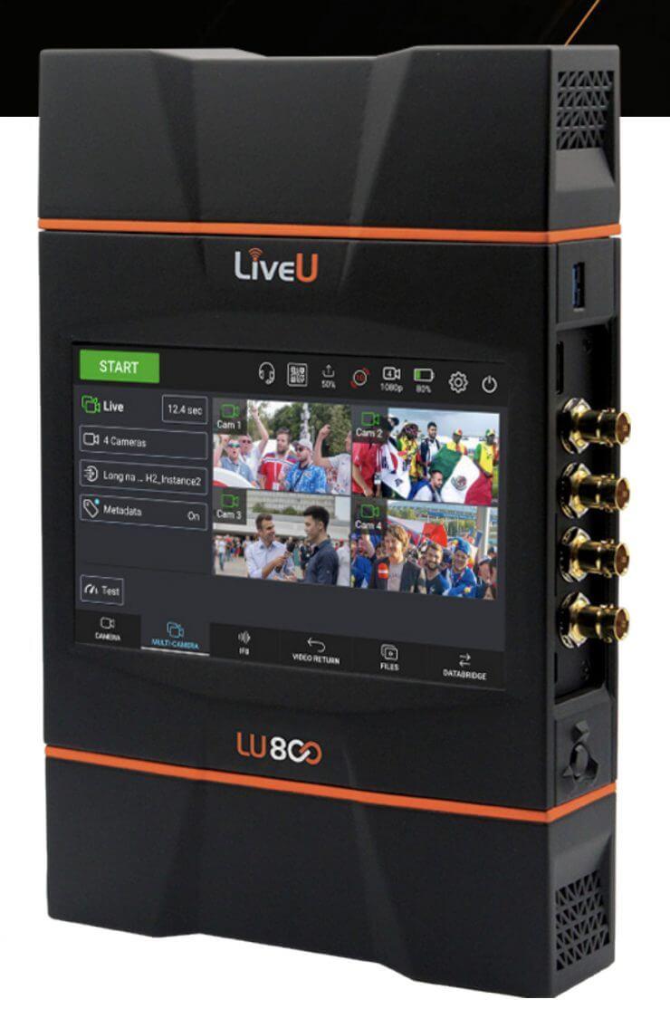 LiveU 800