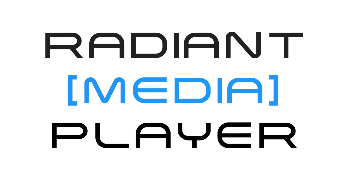 Radiant Media Player