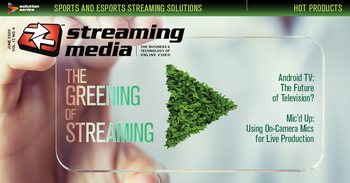 Streaming Cover