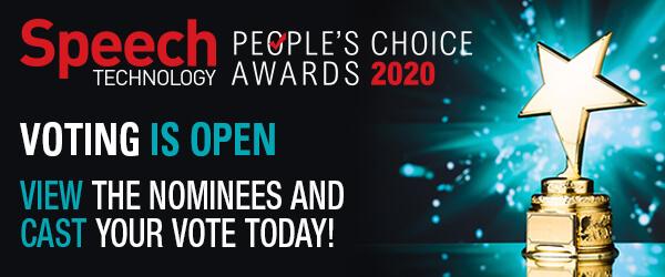 Speech Technology People's Choice Awards