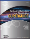 Content Protection and Monetisation SuperGuide - Winter 2018