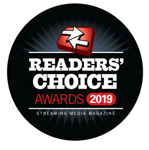 Streaming Media Readers' Choice Awards