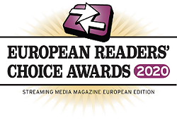 Streaming Media European Readers' Choice Awards