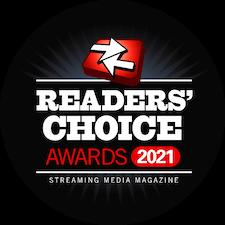 Streaming Media Readers' Choice Awards