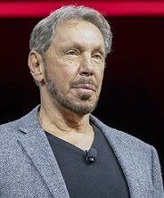 Larry Ellison at OOW 2018