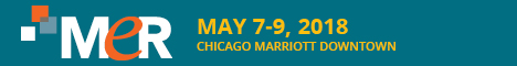 MER May 7-9, Chicago Marriott Downtown