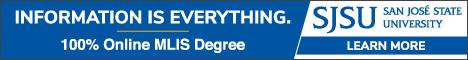 SJSU 100% Online MLIS Degree