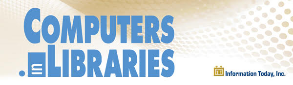 Computers in Libraries logo