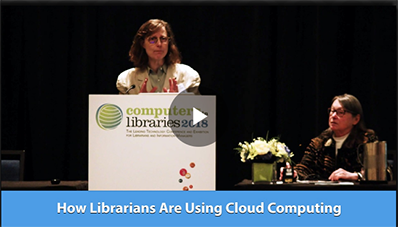 How Are Libraries Using Cloud Computing