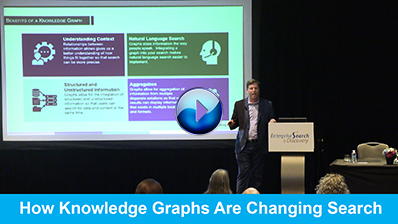 How Knowledge Graphs Are Changing Search