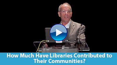 How Much Have Libraries Contributed to Their Communities?