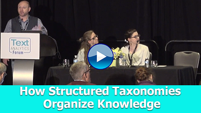 How Structured Taxonomies Organize Knowledge