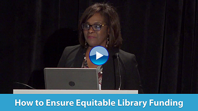 How to Ensure Equitable Library Funding