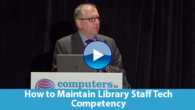 How to Maintain Library Staff Tech Competency