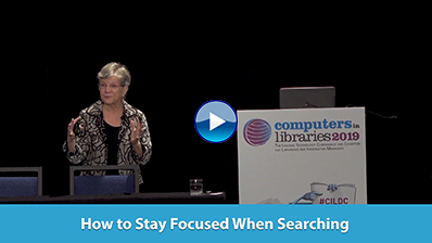 How to Stay Focused When Searching