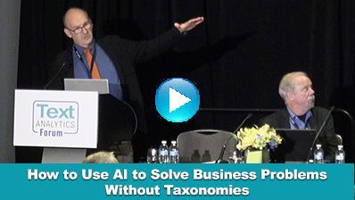 How to Use AI to Solve Business Problems Without Taxonomies