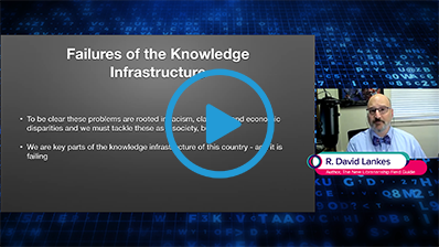 Librarians and the Failing Knowledge Infrastructure video clip
