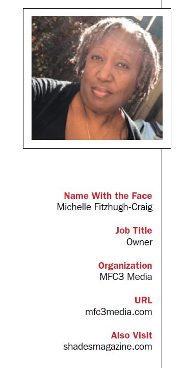 Michelle Fitzhugh-Craig bio